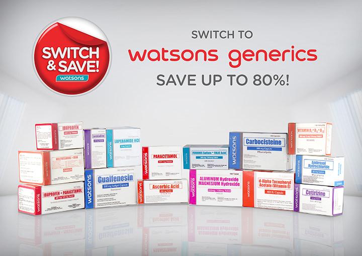 Watsons Generics