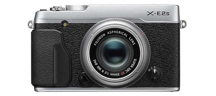 The FUJIFILM X-E2S – The latest rangefinder-style model in the X-Series range features optimum AF performance and easy handling