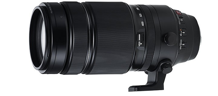 Fujifilm launches the FUJINON XF100-400mmF4.5-5.6 R LM OIS WR