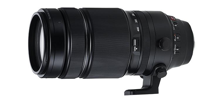 Fujifilm launches the FUJINON XF100-400mmF4.5-5.6 R LM OIS WR