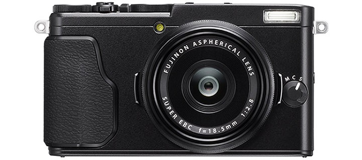 Introducing the FUJIFILM X70, the smallest and lightest X-Series model with an APS-C sized sensor