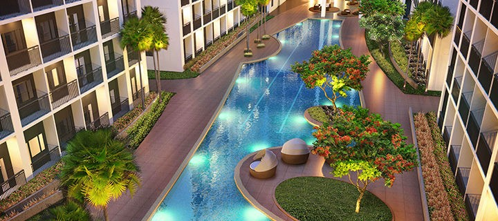 SMDC's Shore 2 Residences offer a private island living experience right in the middle of the city