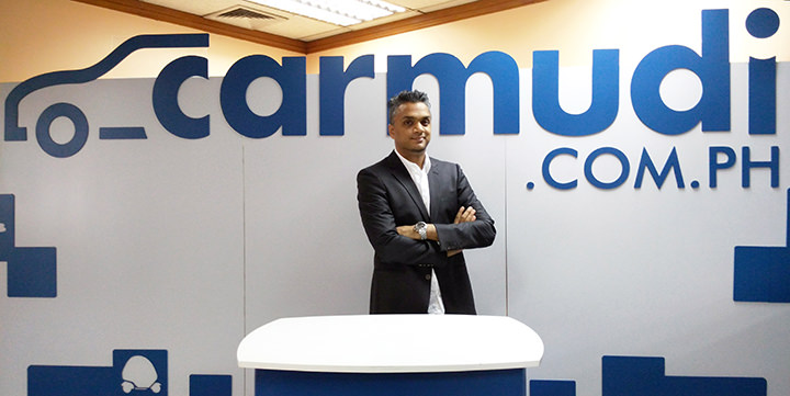 Meet the new Managing Director of Carmudi Philippines – Abhishek Mohan