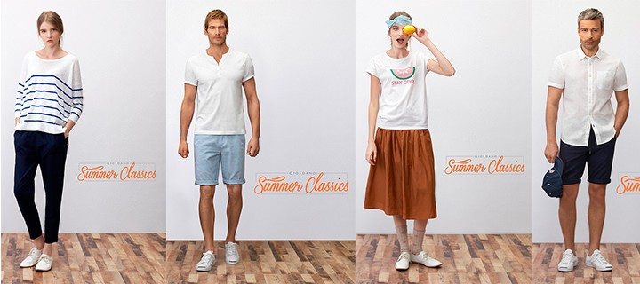 This summer, it's all about easy-style timeless linen