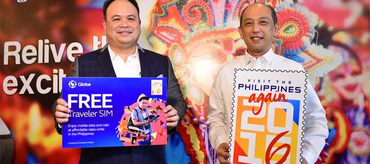 Globe Telecom boosts PH as Asia's top tourist destination in the world with new TPB tie-up