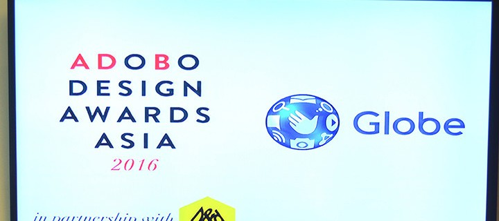 Globe backs Mobile Design Award in adobo Design Awards Asia