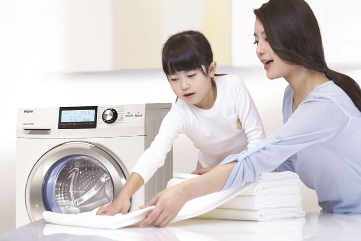 Haier, Haier Washing Machine