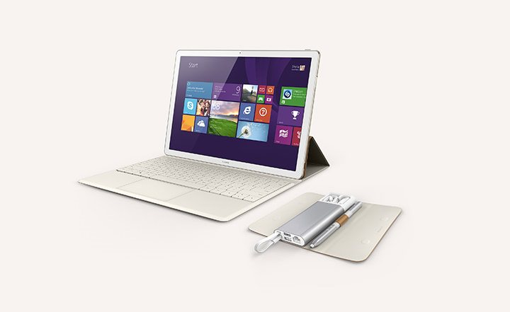 Huawei Launches MateBook at MWC 2016