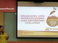 Goldilocks takes Cake Decorating to the 'Xtreme'