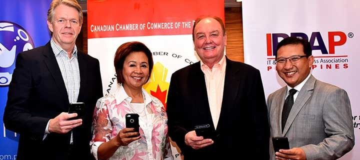 Globe Business brings commitment to revolutionize PH enterprises through ICT at the 10th International ICT Awards
