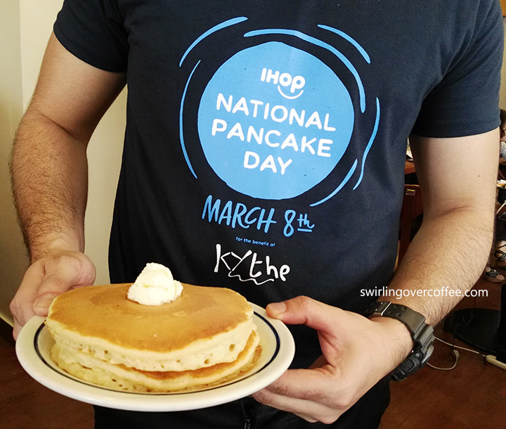 IHOP National Pancake Day, Kythe Foundation