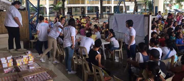 JCI Alabang conducts medical mission in Muntinlupa