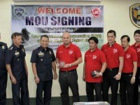 PNP partners with LBC for road safety and anti-criminality education