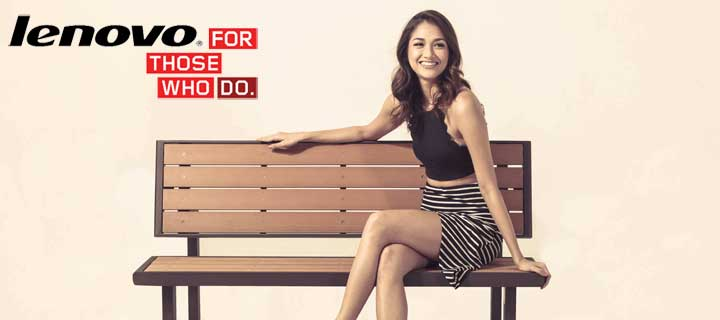 Monika Sta. Maria models how to keep one's VIBE ON