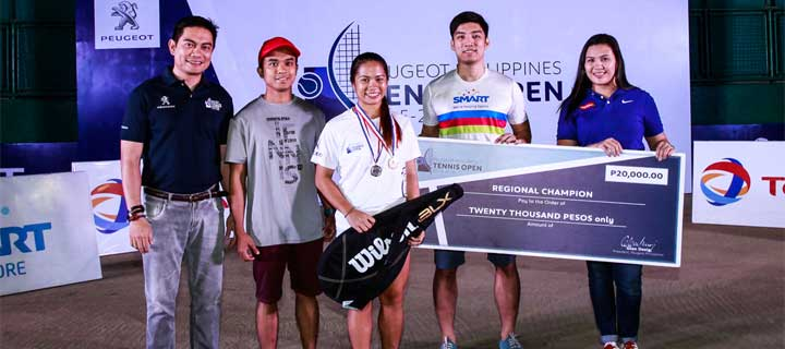 Veteran Philippine Netters Reign Supreme at the PPTO Manila leg