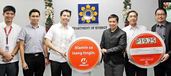 Meralco's Orange Tag Initiative to Educate Customers on Appliances' Cost to Operate