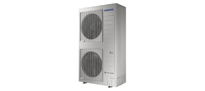 Samsung Electronics launches new side discharge VRF unit to deliver single outdoor solution for multi-room buildings