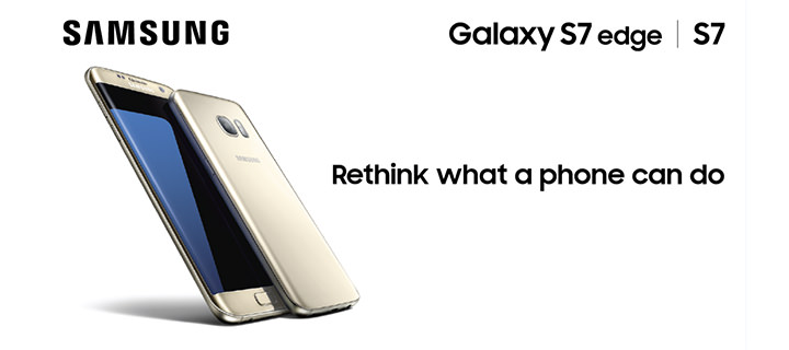 Samsung Galaxy S7, Samsung Galaxy S7 edge