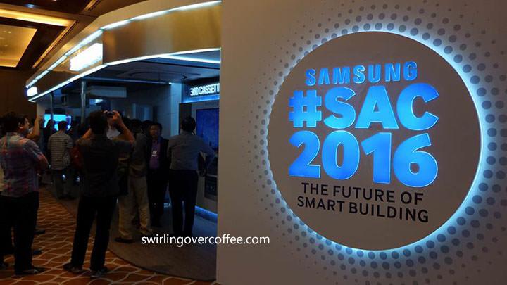 Samsung SAC 2016