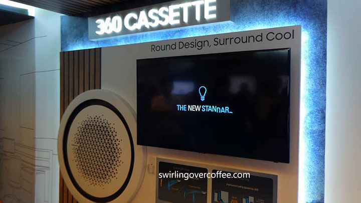 Samsung SAC 2016 02, Samsung 360 Cassette