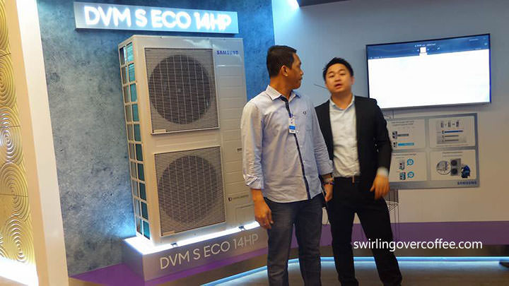 Samsung DVM S Eco 14HP LEAD