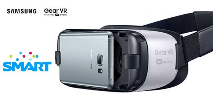 Smart to usher in new frontier of mobile entertainment with Samsung Gear VR