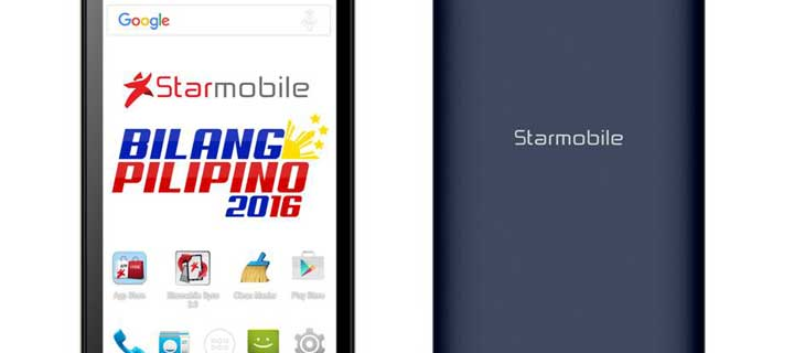Starmobile Powers Bilang Pilipino 2016: Innovative Filipino tech brand joins initiative as official device partner