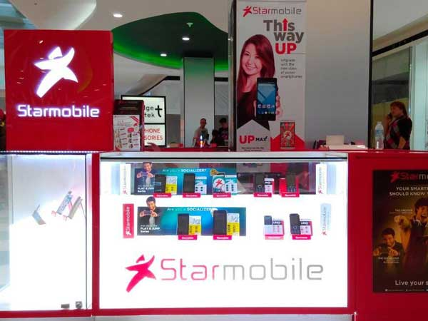 Starmobile store at SM Seaside Cebu
