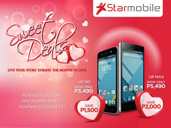 Starmobile UP Max, Starmobile UP HD