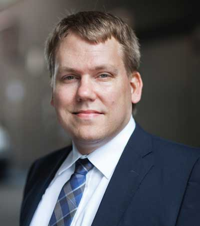 Stefan Widing, HID Global President and CEO