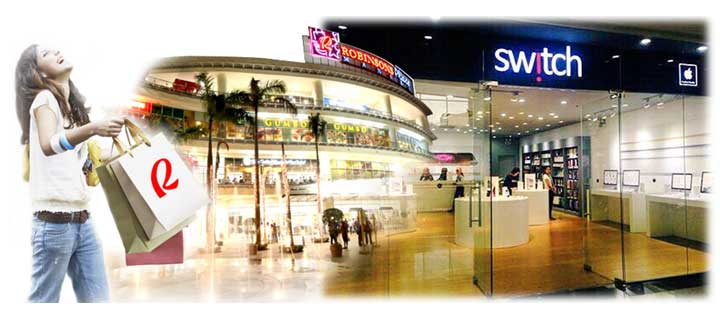 Apple Premium Reseller, Switch, Opens in Robinsons Place Mall in Las Piñas City