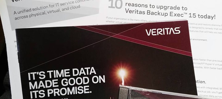 Newly Independent Veritas Re-Launches as Information Management Leader
