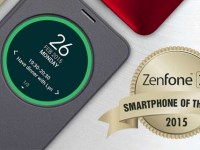 ASUS Celebrates ZenFone 2 ZE551ML as Smartphone of the Year