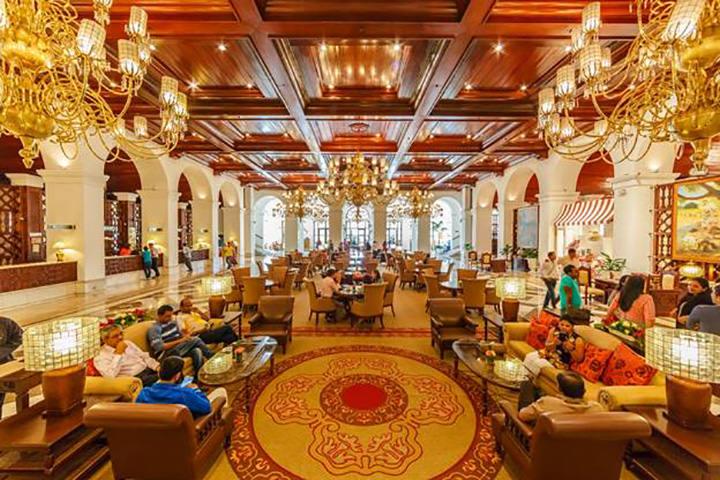 Manila Hotel, Microsoft Philippines