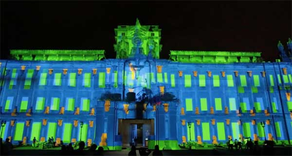 Panasonic elevates customer experience with new 3D projection
