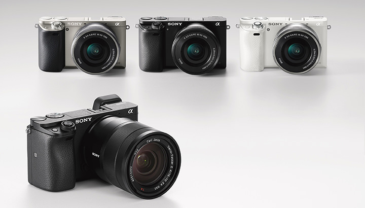 Sony A6300, Sony Alpha, Sony Mirrorless Camera