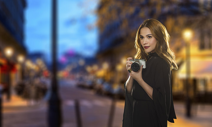 FUJIFILM X-A2, Bea Alonzo, Click to Chic Female Photography Talks