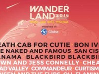 Experience Globe Galaxy at Wanderland 2016