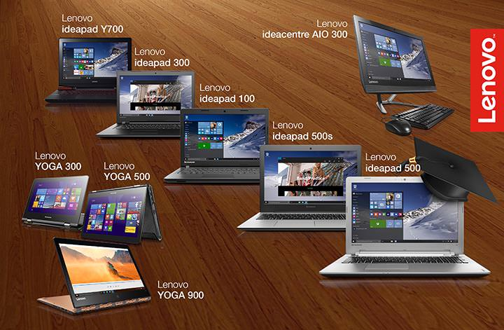 Lenovo's Gift Guide for the Graduating Class of 2016