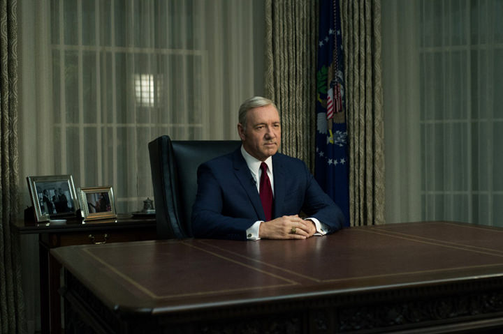 Election Year is Brutal – House of Cards Season 4