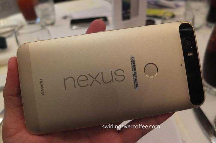 Huawei Nexus 6P – Pure Android, Premium Elegance