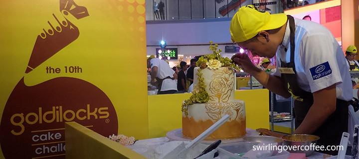 St. Anne College of Lucena is the 2016 Goldilocks Intercollegiate Cake Decorating Challenge Champion