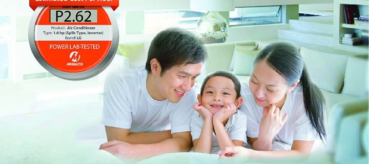 LG Philippines ushers in a cool, worry-free summer with energy rebate promo