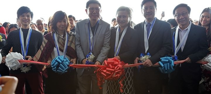 MSI-ECS Inaugurates New Office in Pasig