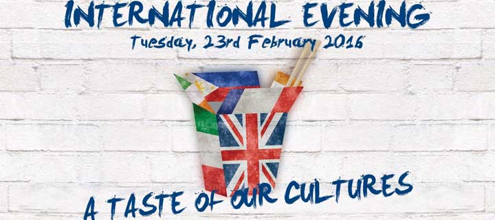 BSM International Evening 2016: A Taste of Our Cultures