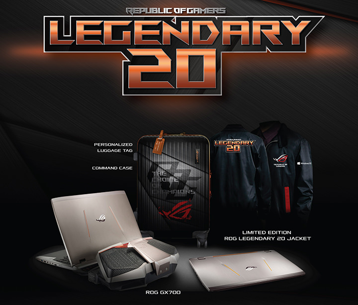 ROG GX700 price, ROG GX700 specs, Legendary 20ROG GX700 price, ROG GX700 specs, Legendary 20