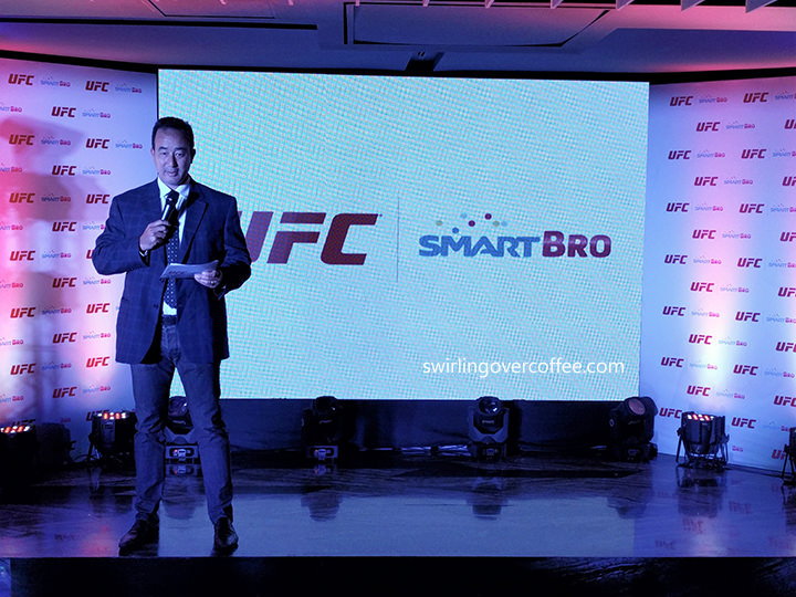 Smart to become official and exclusive mobile carrier of UFC in the Philippines