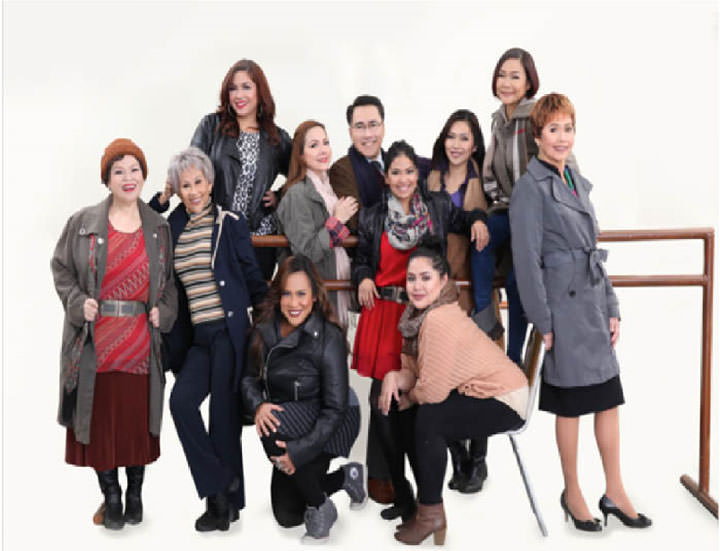 Repertory Philippines, Stepping Out