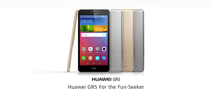 Huawei GR5 advances fingerprint sensor revolution, Priced at P11,990