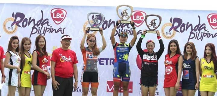LBC's Ronda Pilipinas Awards Winners for Country's Biggest Cycling Race